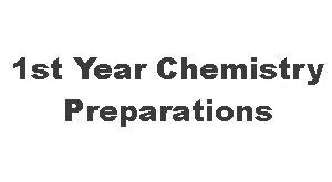 1st Year Chemistry MCQs With Answers Chapter Wise