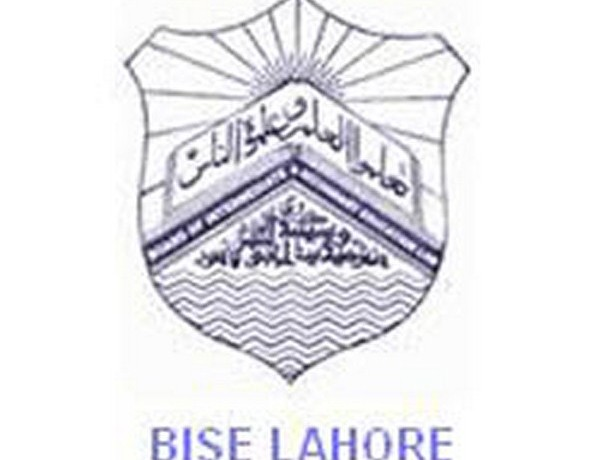 BISE Lahore Board 9th Class Date Sheet 2015