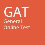 GAT General Test 2018 Schedule and Dates