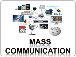Masters In Mass Communication, Jobs, Syllabus