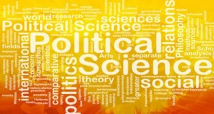 Masters In Political Science In Pakistan