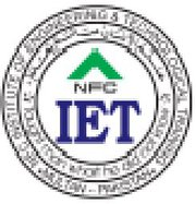 NFC Institute Of Engineering And Technology Multan Admission, Fee, Contact