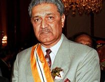 National Heroes of Pakistan Dr. Abdul Qadeer Khan