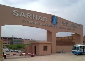 Sarhad University Peshawar Admissions, Contact, Fee Structure, Courses