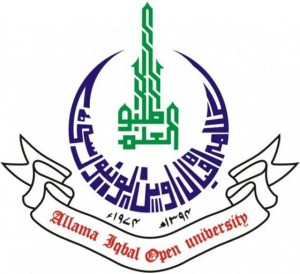 AIOU Spring Admission 2016 Allama Iqbal Open University