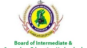 BISE Hyderabad Board 9th And 10th Class Date Sheet 2015