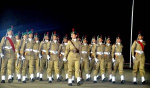 Females Join Pakistan Army As Captain Lady Cadet Course LCC1