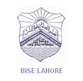 Lahore Board Model Papers Intermediate Part 1, 2 2015