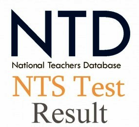 NTS National Teachers Database NTD Test Results 2015 Check Online