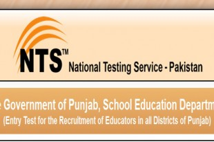 NTS Test Result For Punjab Educators Phase 2 2015 January Online