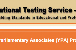 NTS Test Result Young Parliamentary YPA Programme 2015 Answer Keys
