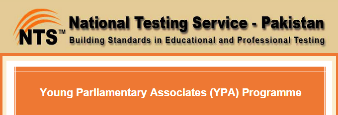 NTS Test Result Young Parliamentary YPA Programme 2017 Answer Keys