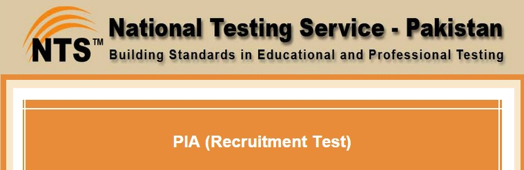 NTS Test Sample Papers For PIA Jobs Flight Operations Officer Download