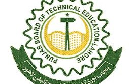 PBTE D com Part 1 2 Supply Result 2015 Lahore Board