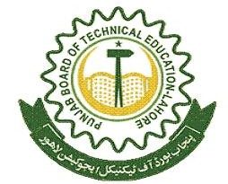 PBTE D com Part 1 2 Supply Result 2017 Lahore Board