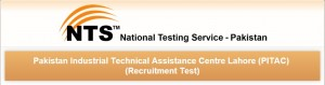 PITAC Lahore Jobs 2015 NTS Application Form Download ,