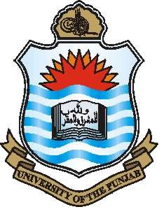 Punjab University PU MA Part 1, 2 Supplementary Date Sheet 2014-2015.