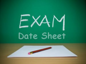 pec.edu.pk 8th Class Date Sheet 2017 Download