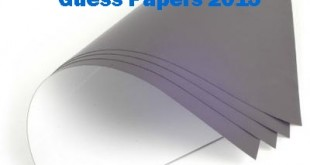 10th Class Guess Papers 2017 Karachi Board Science, Arts Group