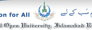 AIOU Spring Semester Result 2015 Allama Iqbal Open University