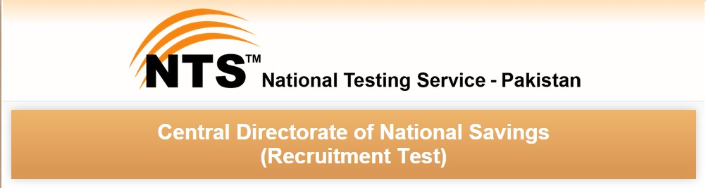 Central Directorate Of National Savings NTS Application Form Download Online
