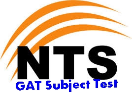 NTS GAT Subject Test Result 15th February 2015 Answers Key