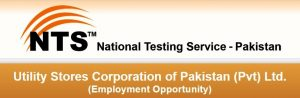 Utility Stores Pakistan NTS Test Sample Papers 2015 Download