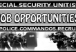 Application Form For SSU Sindh Police Commandos, Constable Jobs 2015