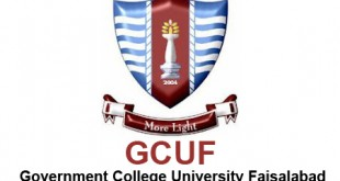 GCUF Logo ,Government College University Faisalabad,www.pakedu.net, pakedu.net,