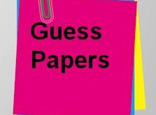 General Math 10th Class Guess Paper 2016 Lahore Board Urdu Medium