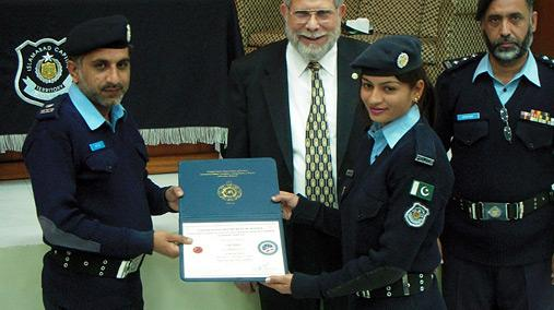 How To Become A Police Officer in Pakistan