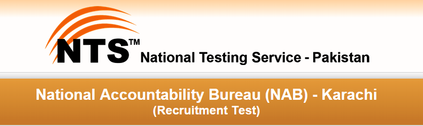 NAB Karachi NTS Test Date 2015 Roll No Slips Download