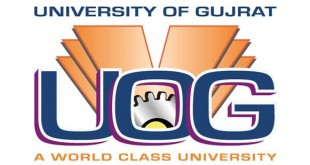 University Of Gujrat UOG MA, MSc Date Sheet 2017