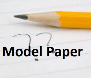 1st year, 2nd Year Model Papers 2018 Download