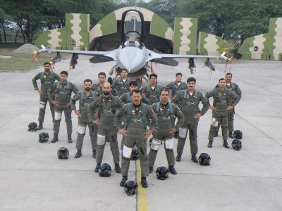 How To Join Pakistan Air Force As A Pilot