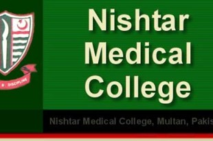 Nishtar Medical College Multan Fee Structure, Official Website, Contact Number