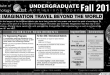 Institute Of Space Technology Islamabad Undergraduate Fall Admissions 2015 Form