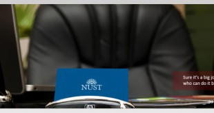NUST NET 3 2018 Registration Date Test Online Form