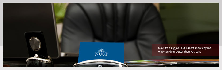 NUST NET 3 2016 Registration Date Test Online Form
