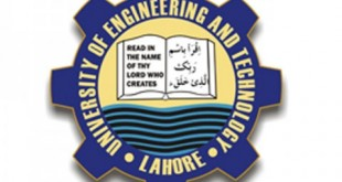 UET Lahore Entry Test 2018 Sample Papers