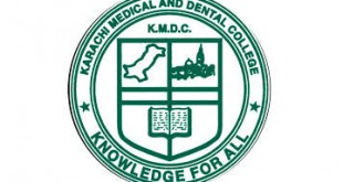Karachi Medical And Dental College KMDC Entry Test Date 2016
