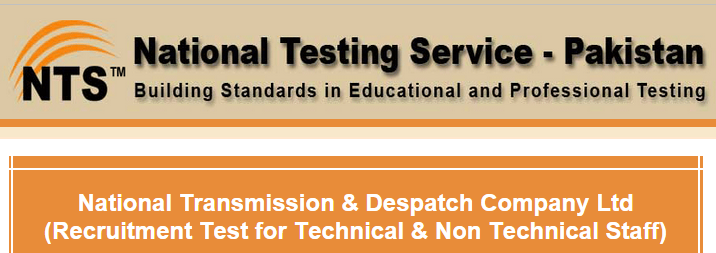 NTDC NTS Test Result 2018 Technical And Non Technical Staff Answer Keys