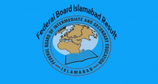 FBISE Federal Board Islamabad Matric Result 2017 10th Class Check Online