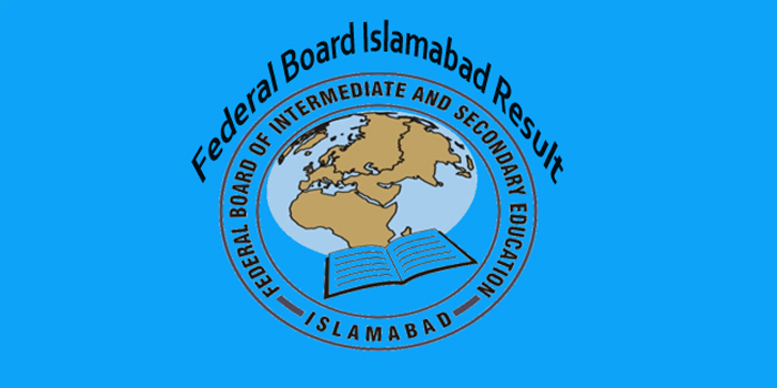 FBISE Federal Board Islamabad Matric Result 2016 10th Class Check Online