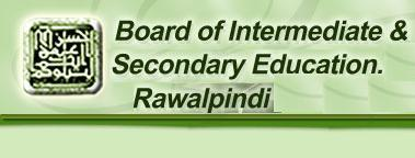 Rawalpindi Board 10th Class Result 2016 Online biserwp.edu.pk Search By Name