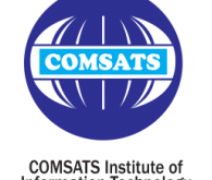 COMSATS Abbottabad Merit List 2018 1st, 2nd, 3rd