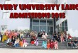 Hajvery University HU Lahore Admission 2015 Entry Test Date, Apply Online