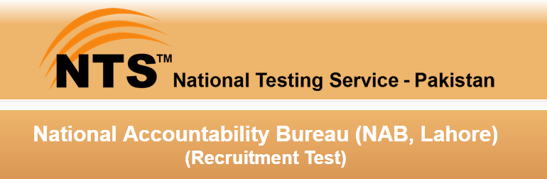 NAB Lahore NTS Test Result 2015 Answer Keys Assistant, Data Entry, UDC 30th August