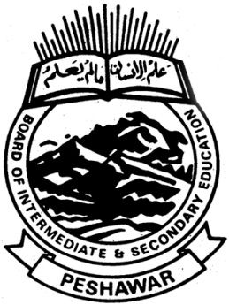 Peshawar Board Matric Supplementary Date Sheet 2017 Download Online