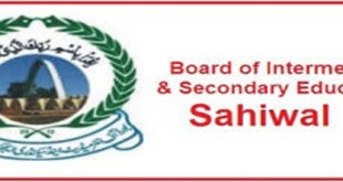 Sahiwal Board 9th Class Result 2018 Check www.bisesahiwal.edu.pk 9th Result